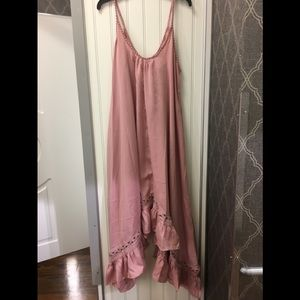Summer dress by free people intimately collection